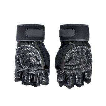 Weight Lifting Training Gloves(black XL)