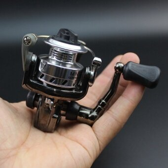 Harga WWang Light Weight Smooth Spinning Fishing Reel - intl