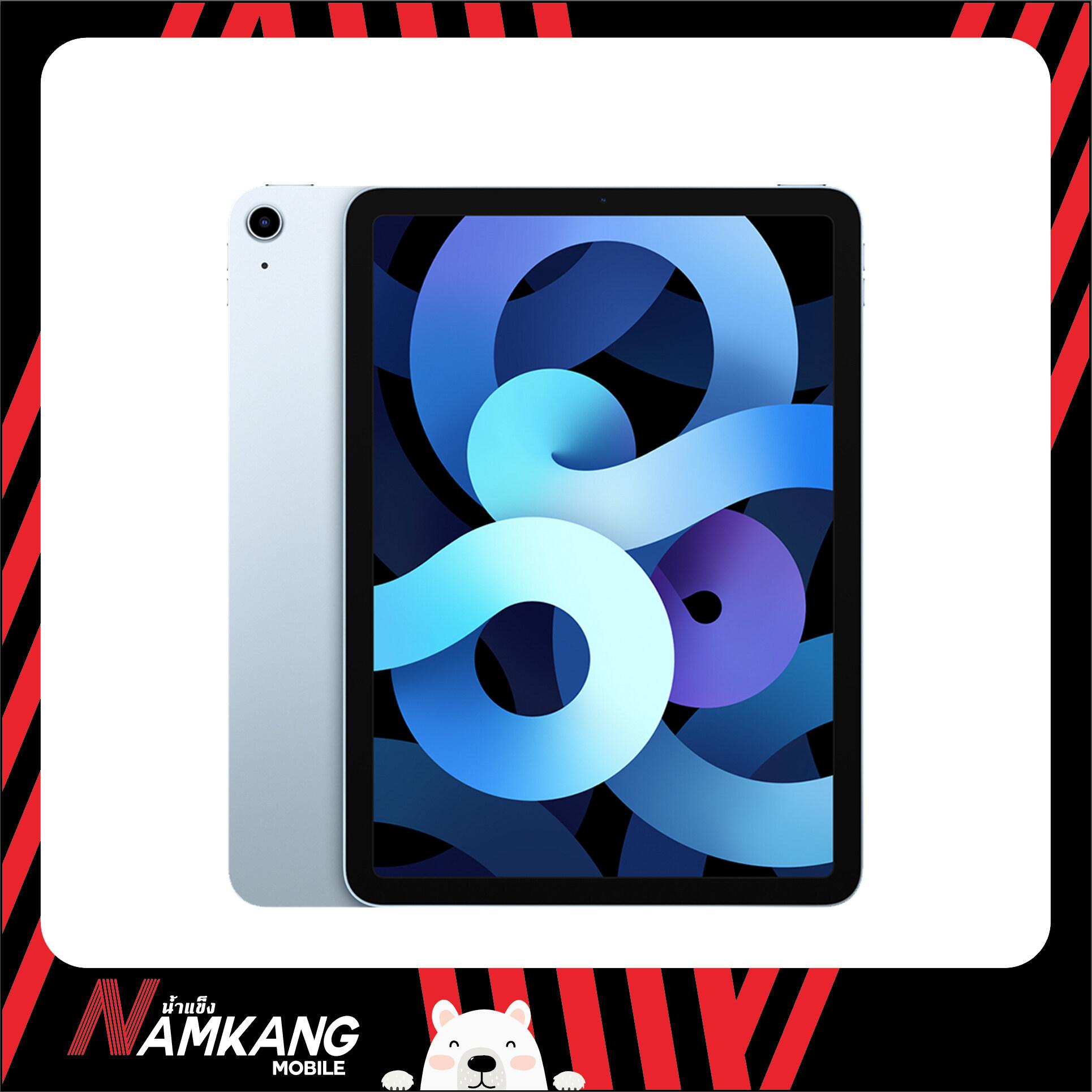 NEW iPad AIR 2020(Model TH)No Activated เครื่องศูนย์ไทย เครื่องใหม่ เครื่องแท้ รับประกันศูนย์ Apple 1 ปี/ Namkangmobile / ร้าน Namkangmobile