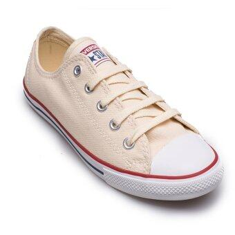 Converse รองเท้าผ้าใบ ผู้หญิง รุ่น ALL STAR DAINTY OX NATURAL -11100D100NT (NATURAL)