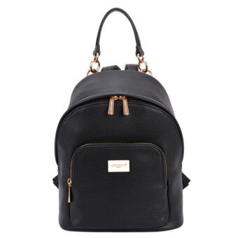 DAVID JONES Women Synthetic leather Mini Backpack - intl