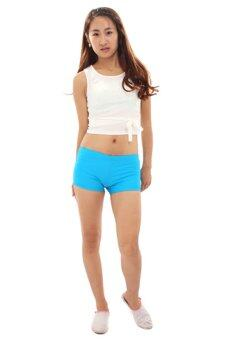 Harga Hengsong Beach Short Brief Knickers Bottoms ( Blue )