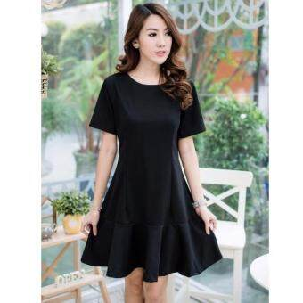 Harga perfect black dress