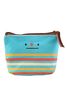 Harga Amango Purse Wallets Cosmetic Bag Blue