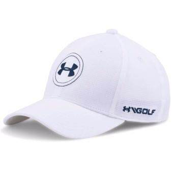 Under Armour หมวกแก็ป Under Armour Boys' Official Tour 2.0 Cap 1288985-100 (White)