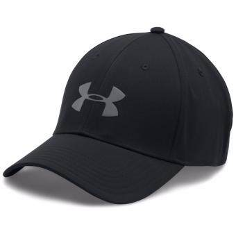 Under Armour หมวกแก็ป Under Armour Men's Storm Headline Cap 1291853-001 (Black)