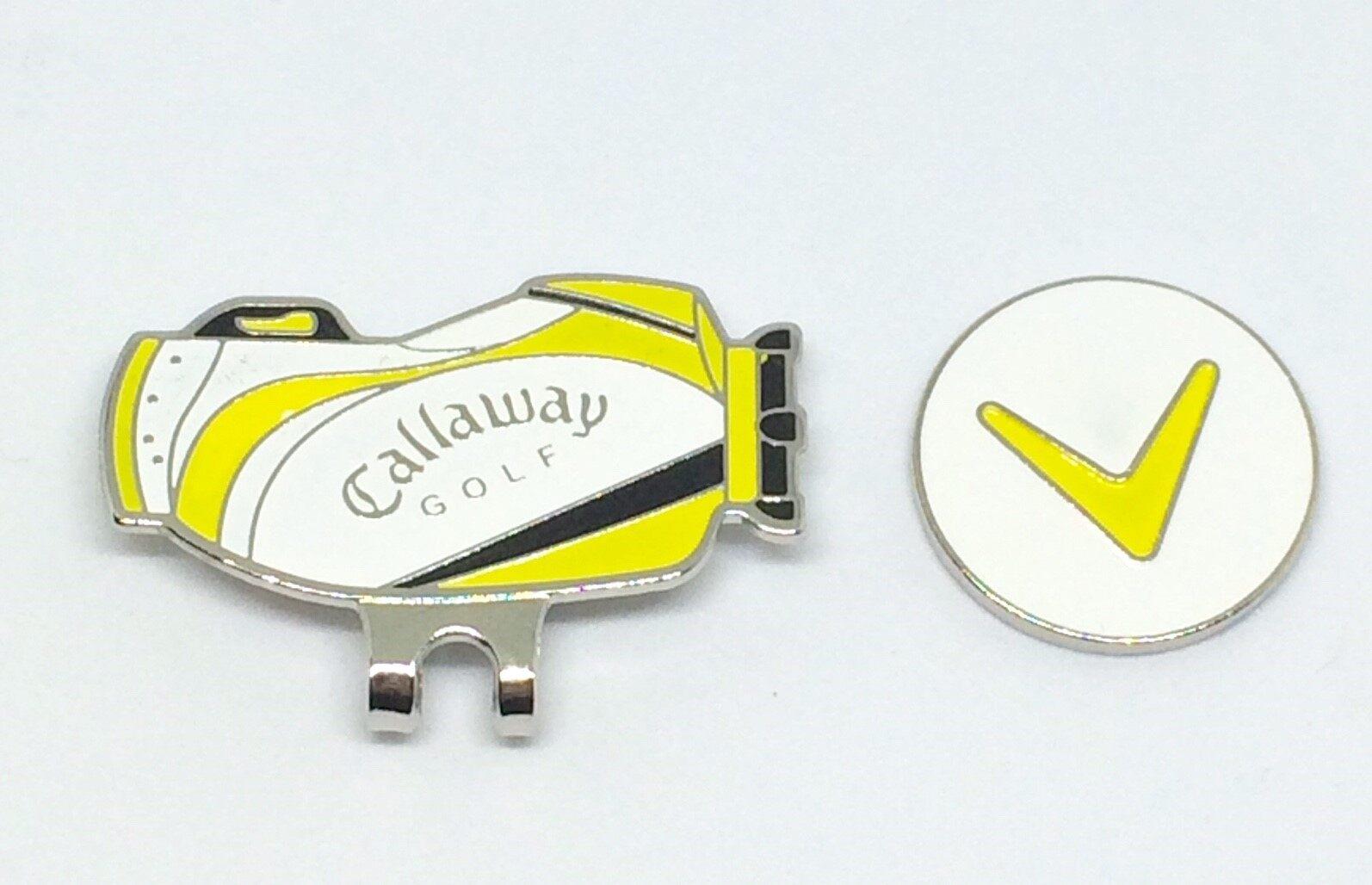 คลิปหมวกแม่เหล็ก มีให้เลือกหลายลาย Exceed Golf Marker Magnet Clip (mk0001).