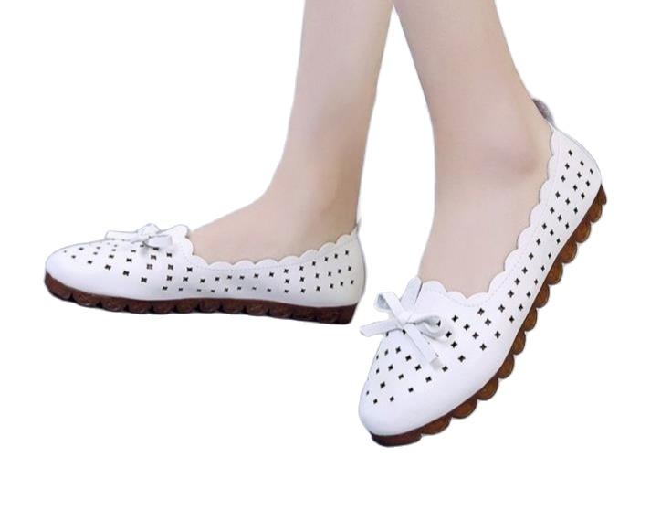 รองเท้าคัชชูหนังนิ่ม pudding เจ้าแรก พื้นนิ่ม พร้อมส่งจากกทม รับชำระปลายทง