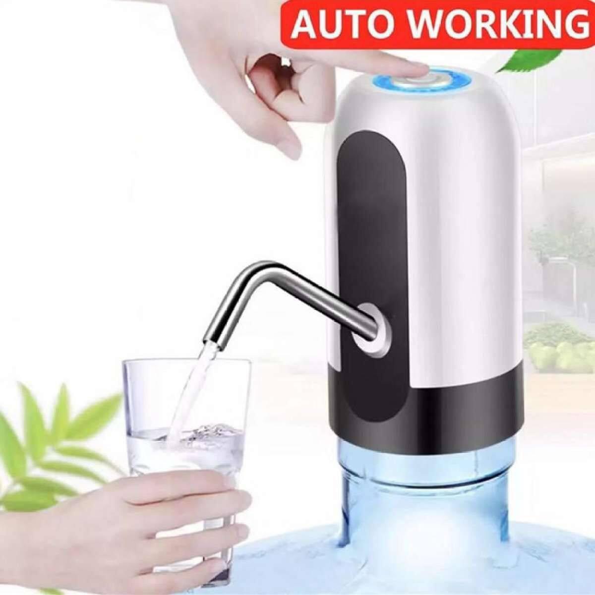 ที่ปั๊มน้ำดื่มอัตโนมัต อุปกรณ์ปั้มน้ำดื่มจากแกลลอน ที่ปั้มน้ำดื่มจากแกลลอน แบบมือกด ไม่ใช้ไฟฟ้า Pump-Manual เครื่องกดน้ำอัตโนมัติ เครื่องปั้มน้ำขึ้นมาจากถัง เครื่องดูดน้ำ