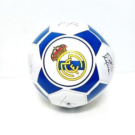 ลูกฟุตบอล เบอร์ 5 แถมเข็มสูบ แถมตาข่าย ลูกบอล ลายสวย บอล สโมสร 5 ราคาถูก สินค้าได้ตามรูป แน่นอน 100% มีเป่า เทสสินค้า ก่อนส่งทุกลูก ใช้งานได้แน่นอน 5m.