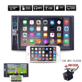6.6 Inch HD Car Stereo Audio MP5 Player FM Radio of Digital TouchScreen Support Phone /