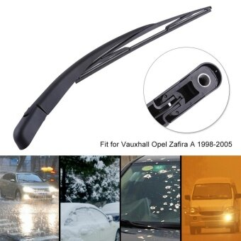 Car Rear Window Windshield Windscreen Wiper Arm + Blade ForVauxhall Opel Zafira A 1998-2005 - intl