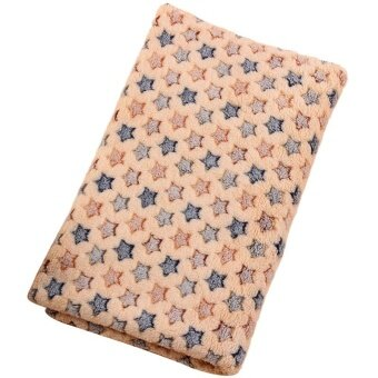 Dog Cat Rest Blanket Breathable Pet Cushion Dog Cat Bed Soft WarmSleep Mat - intl