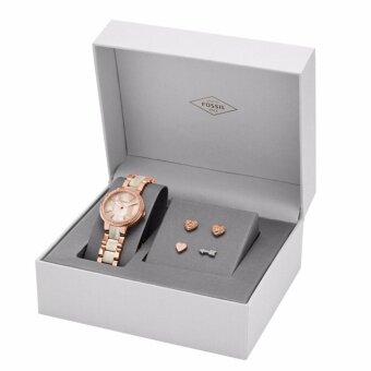 Fossil ES3965SET Virginia Mother of Pearl รุ่นพิเศษ