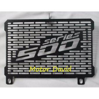 การ์ดหม้อน้ำ Honda CB/CBR 500 X & F Radiator guard (Black)