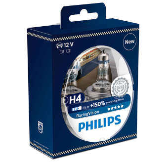 Harga Philips Racing Vision H4 +150%