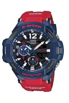 Harga Casio G-Shock GA-1100-2A Red