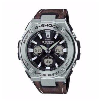Harga Casio G-Shock GST-S130L-1A Shock Resistant - intl
