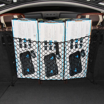 Harga Car Backseat Hammock Style Cargo Net Fit for Audi A4 B6 A3 A6 C5 Q7 A1 SQ5 - Intl