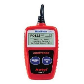 Harga Autel MS309 OBD2 Scanner CAN BUS Car Code Reader Data Tester Scan Tool OBDII - intl