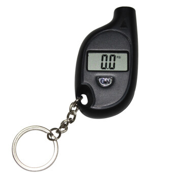 Harga Fang Fan LCD Digital Tire Tyre Air Pressure Gauge (Black)