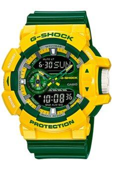 Harga Casio G-Shock GA-400CS-9A Green