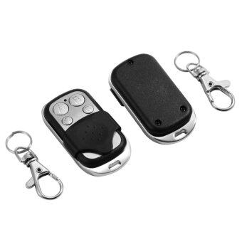 Harga 5 Pieces Universal Garage Door Fixed Code Replacement Remote Control Key Fob - intl