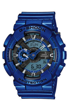 Harga Casio G-Shock GA-110NM-2A Blue