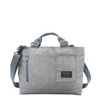 Harga Carry-All กระเป๋าMessenger carry-allรุ่น14205 สีเทา