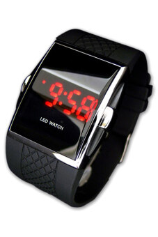 Harga Hot Style LED Wrist Watch Gifts Boys