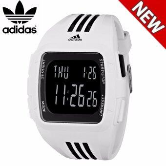 Harga Adidas ADP6091 Performance Fitness Watch(White) - intl