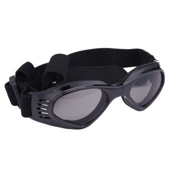 Harga Namsan Stylish And Fun Pet/Dog Puppy UV Goggles Sunglasses Waterproof Protection Sun Glasses For Dog Black