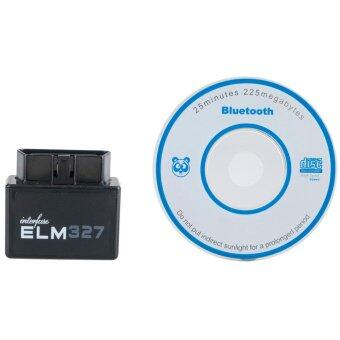 Harga ELM327 OBD2 CAN-BUS Bluetooth or WIFI Car Auto Diagnostic Interface Scanner A3