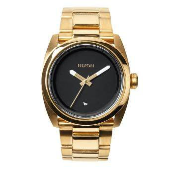 Harga Nixon Watch Kingpin Gold Stainless-Steel Case Stainless-Steel Bracelet Mens NWT + Warranty A507513
