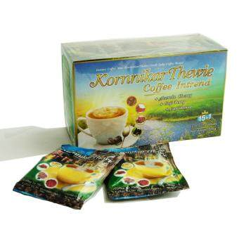 Harga Kornnikar Thewie Coffee Intrend 15 in 1