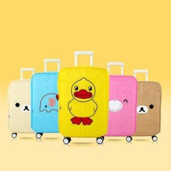 travel luggage cover suitcase set(D28) - intl