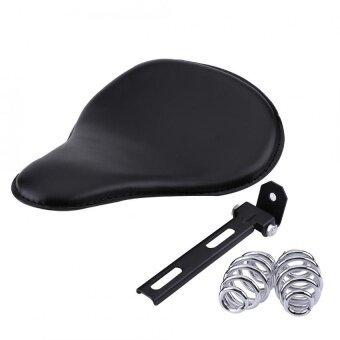 YOSOO Motorcycle Solo Seat Kit with Springs and Bracket for Harley XL883 XL1200 Bobber - intl
