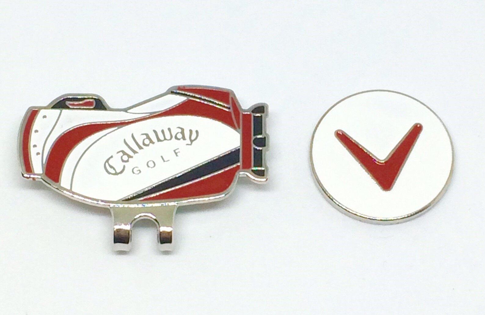 คลิปหมวกแม่เหล็ก มีให้เลือกหลายลาย EXCEED GOLF MARKER MAGNET CLIP (MK0001)