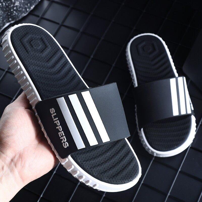 ใหม่2020 !!!wmtshop รองเท้าแตะผู้ชายฤดูร้อนสไตล์เกาหลี.