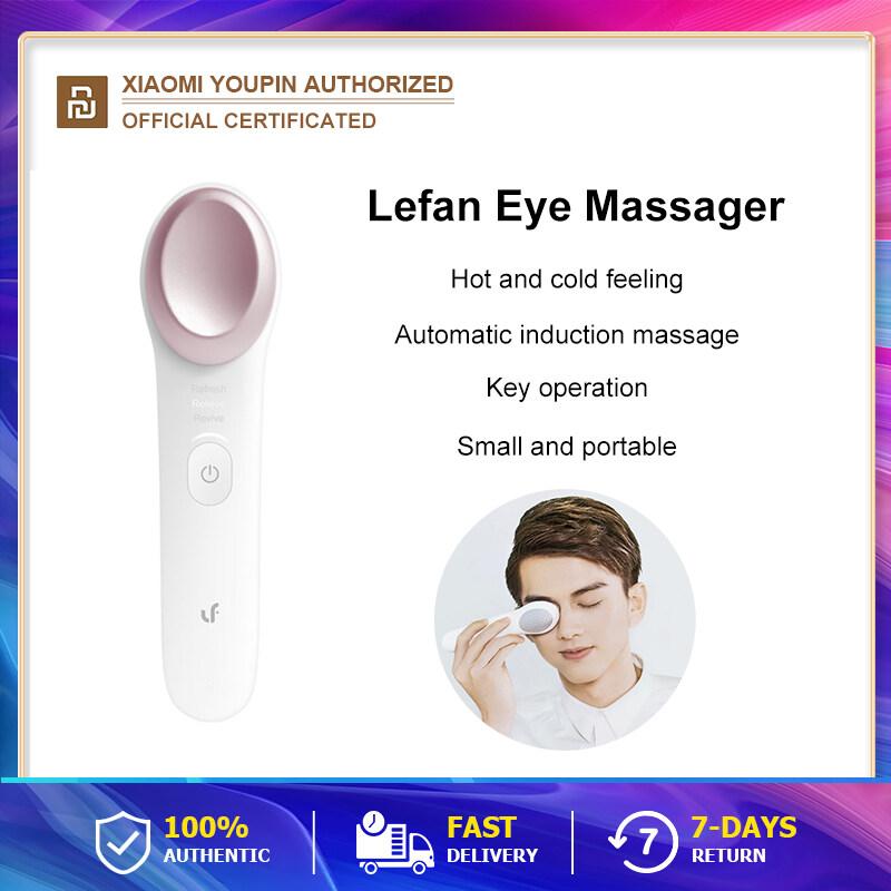 Xiaomi Lefan Eye Massager แว่นนวดตา เครื่องนวดตา Anti-aging Eyeเครื่องนวดตาโดยใช้แรงดันอากาศ ผ่อนคลายกล้ามเนื้อบริเวณตา