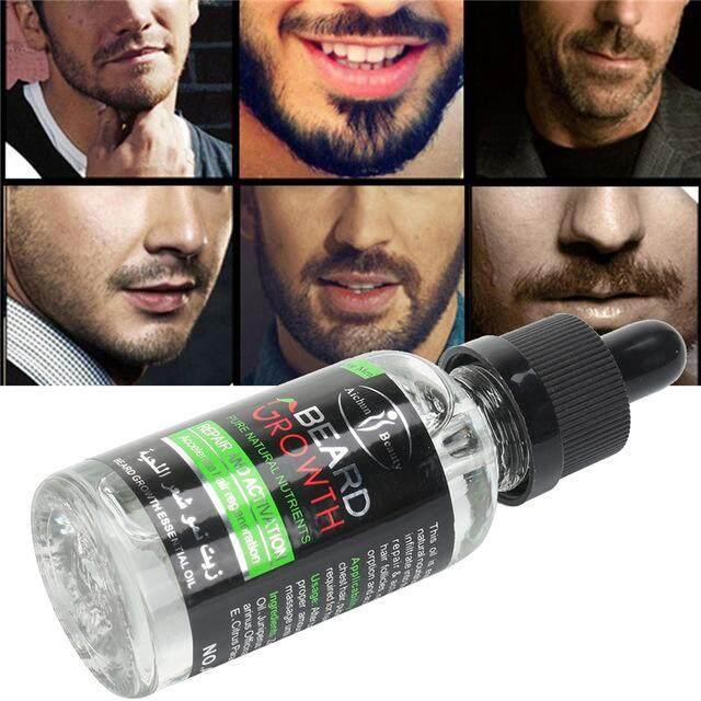 [kikiface] น้ำมันหนวด น้ำมันเครา น้ำมันสูตรธรรมชาติ ดูแลหนวด Pure Natural Gentle Nourishing Beard Care Moustache Beard Oil.
