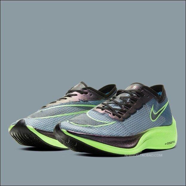 (news!!)รองเท้าวิ่งnlke Zoom Varpor Fly Next%(กล่องดำ).