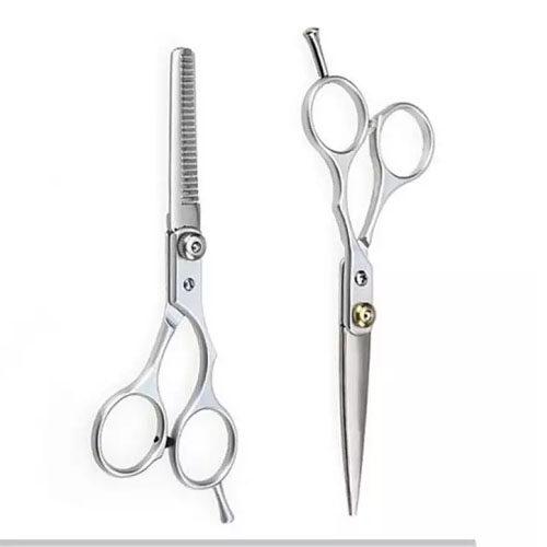 กรรไกรซอยผม กรรไกรตัดผม สำหรับช่างตัดผม มีให้เลือก 2 แบบ
