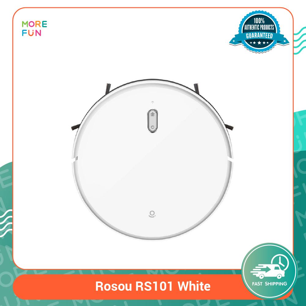 Xiaomi Rosou RS101 Robot Vacuum Mop Cleaner หุ่นยนต์ดูดฝุ่น ถูพื้นอัตโนมัติ เครื่องดูดฝุ่นถูพื้น  หุ่นยนต์กวาดพื้น Sweeping Robot