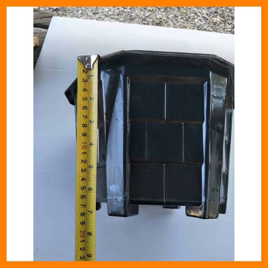 กระถางพลาสติก 6 เหลี่ยม สีดำ จำนวน 1 ใบ << มีเก็บเงินปลายทาง