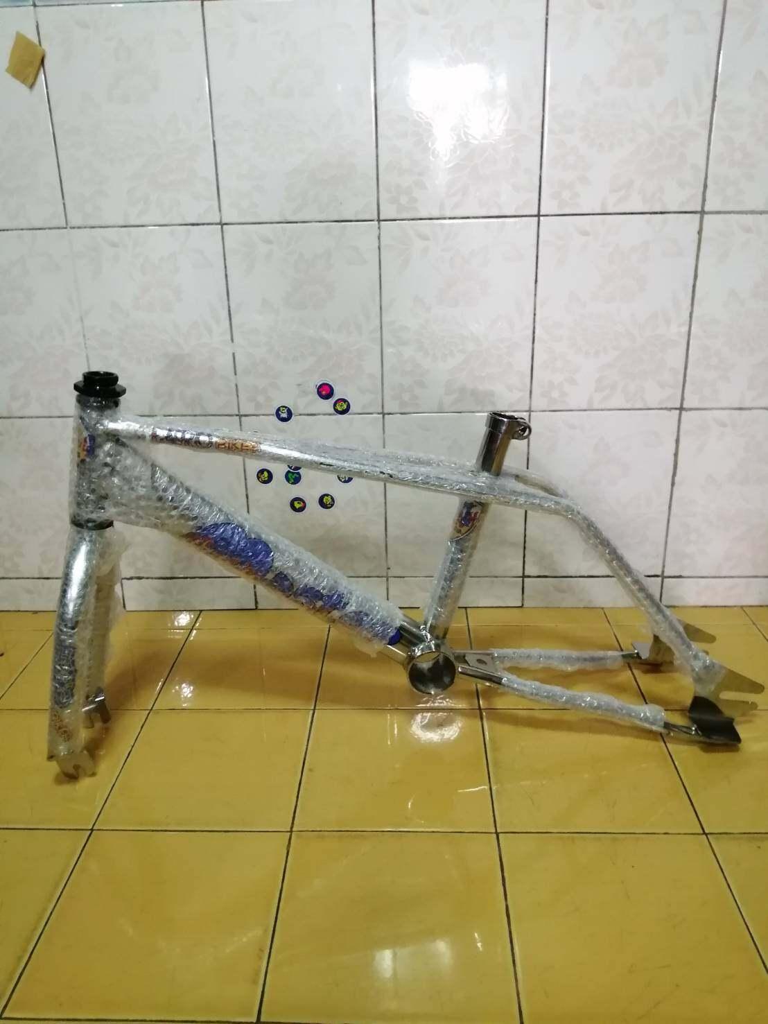 ตัวถัง(โครง)จักรยาน ฮาโร่ (haro) พร้อม ตะเกียบ ขนาดวงล้อ 16 นิ้ว.