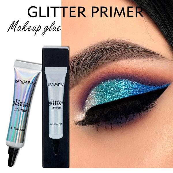 【CHÍNH HÃNG】mau mat trang diem, trang điểm mắt HANDAIYAN Phấn Lót Mắt Cơ Sở Mờ Bền Lâu Màu Phấn Mắt Nhũ Kem Tăng Cường Kiểm Soát Dầu Trang Điểm Mắt Bền Glitter Primer Sequined Primer Eye Makeup Cream Waterproof giá rẻ