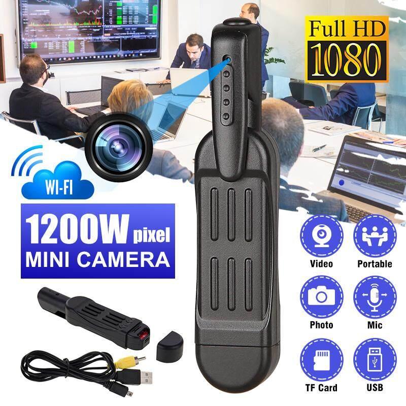 กล้องปากกา Camera Pen บันทึก Video วีดีโอ เสียง Reccord Camcorder Sound Mini New Full Hd Dv คมชัด 1080 Hidden Spy สายลับ ซ่อนกล้อง ถ่ายรูป พกพา T189 Mobile Gadget รุ่นใหม่ Ally Like 2020.
