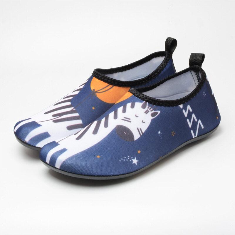 รองเท้าเด็ก รองเท้าเดินชายหาด รองเท้าว่ายน้ำเด็ก รองเท้าใส่ว่ายน้ำ รุ่น5MM