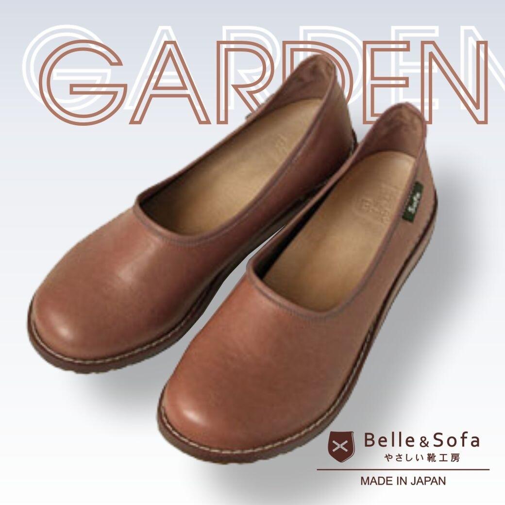 Belle & Sofa รองเท้า Belle & Sofa รุ่น Garden P01.